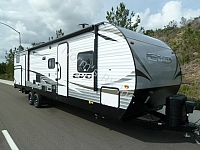 New 2019 Forest River Stealth Evo 3250 Two Bedroom