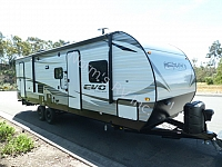 New 2019 Forest River Stealth Evo 2850 Bunkhouse