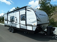 New 2020 Forest River Stealth Evo 2250 Bunkhouse