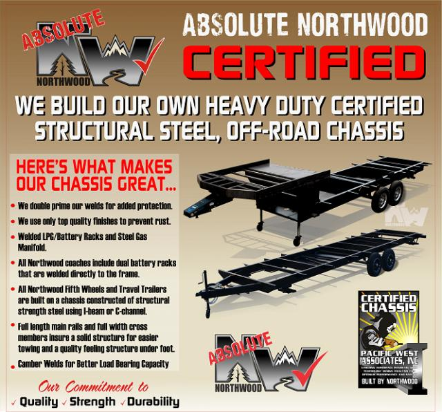 Northwood Certified Chassis