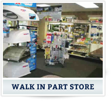 Norm RV's Walk In Parts Store