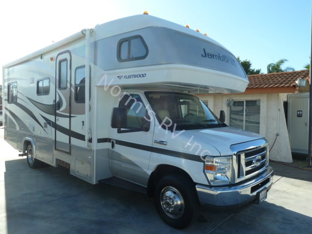 Motorhomes For Sale In San Diego >> SOLD Used 2009 Fleetwood Jamboree 26J Class C for sale ...
