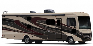 Used 2017 Fleetwood Flair LXE 31B