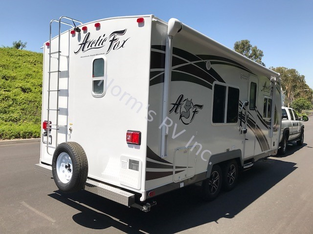 New 2018 Northwood Manufacturing Arctic Fox 22G @ Norm's RV Inc. in San Diego, CA