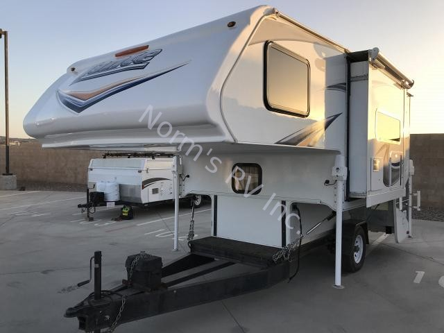 Used 2015 Lance 1052 Double Slide Truck Camper @ Norm's RV Inc. in San Diego, CA