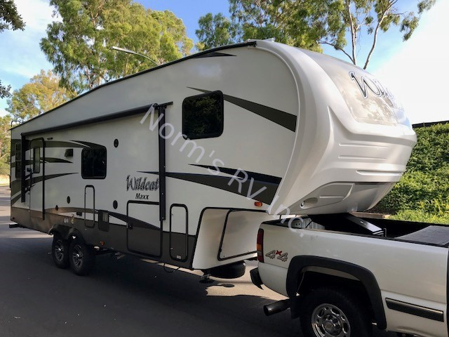 New 2018 Forest River Wildcat Maxx 250RDX @ Norm's RV Inc. in San Diego, CA