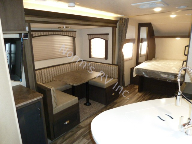 New 2018 Forest River Stealth Evo 2160 Travel Trailer for ...