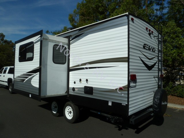 New 2018 Forest River Stealth Evo 2160 Travel Trailer For