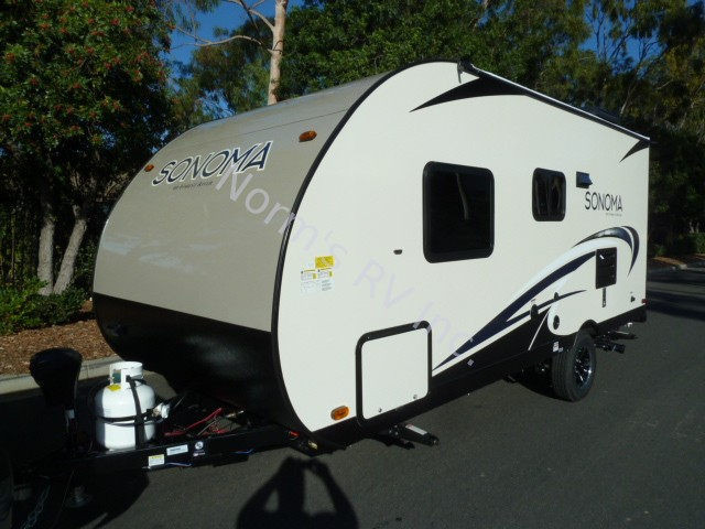 New 2018 Forest River Sonoma 167RB Travel Trailer for sale