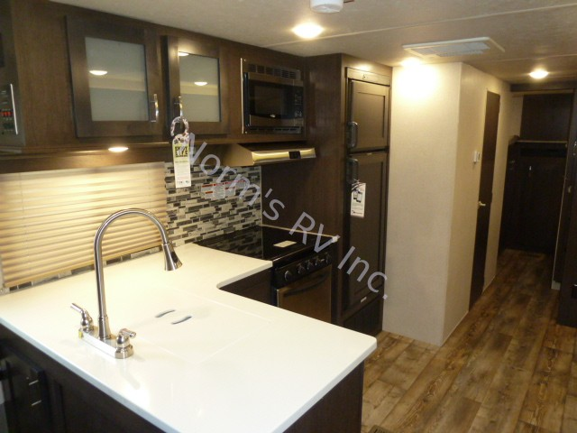 New 2018 Forest River Sonoma 291QBS - Outside Kitchen @ Norm's RV Inc. in San Diego, CA