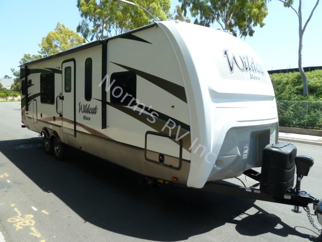 New 2019 Forest River Wildcat Maxx 28RKX @ Norm's RV Inc. in San Diego, CA