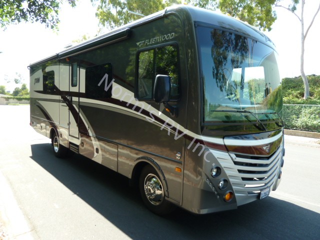 Used Travel Trailers For Sale By Owner 3000 >> Used 2016 Fleetwood Storm 32H Class A for sale | Norm's RV ...