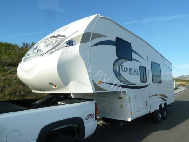 Used 2014 Heartland Elkridge Express E22 @ Norm's RV Inc. in San Diego, CA
