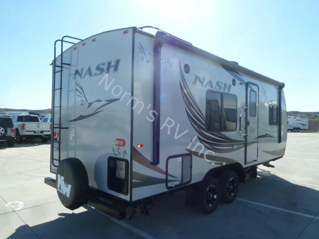New 2020 Northwood Manufacturing Nash 22h Travel Trailer