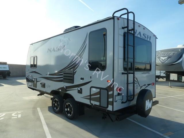 New 2020 Northwood Manufacturing Nash 17k Travel Trailer