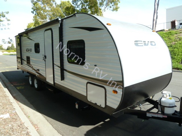 2020 Forest River Stealth Evo 267SS - Bunkhouse